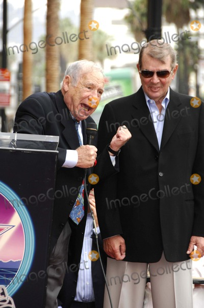 Alan Ladd Photo - Alan Ladd Jr Receives a Star on the Hollywood Walk of Fame Hollywood CA 09-28-2007 Photo by Michael Germana-Globe Photos 2007 Alan Ladd Jr and Mel Brooks