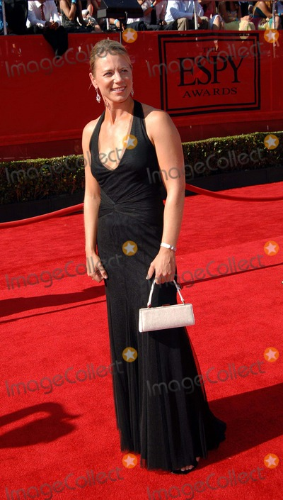 Annika Sorenstam Photo - 13th Annual Espy Awards 2005 - Arrivals at the Kodak Theater Hollywood CA 07-13-2005 Photo by Fitzroy Barrett  Globe Photos Inc 2005 Annika Sorenstam