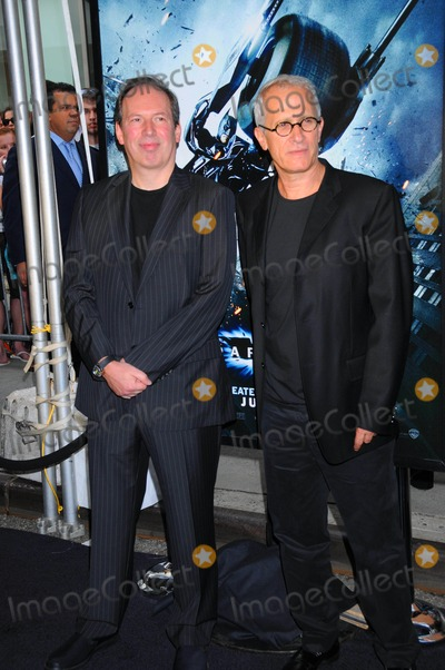 James Newton Howard Photo - Premiere of  the Dark Knight  at Amc Loews Lincoln Square  New York City 07-14-2008 Photo by Ken Babolcsay - Ipol-Globe Photos 2008 Hans Zimmer and James Newton Howard