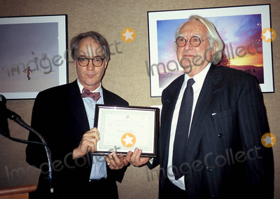 Aldon James Photo - Richard Meir and Aldon James at the National Auto Club in New York City 3-23-2005 Photo Byrose Hartman-Globe Photos Inc