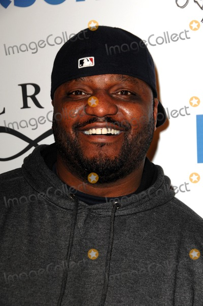 Aries Spears Photo - Troy Kingdom Fashion Show at Boulevard3 in Hollywood CA 1-10-2008 Image Aries Spears Photo Scott Kirkland  Globe Photos