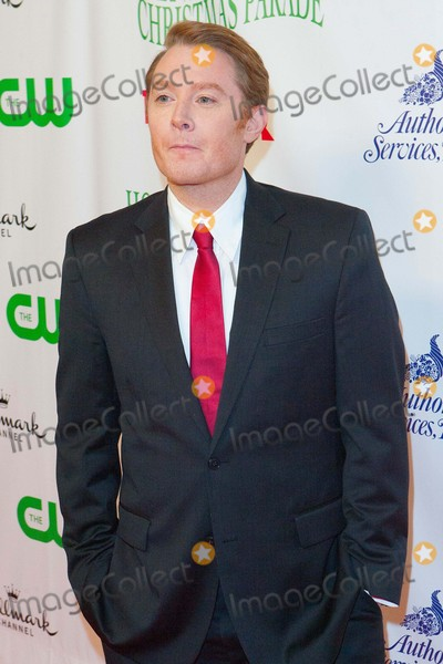 Clay Aiken Photo - Clay Aiken attends the Hollywood Christmas Parade on November 29th 2015 on Hollywood Boulevard in Hollywoodcaliforniaphototony LoweGlobephotos