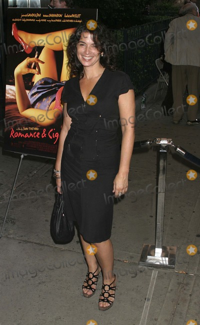 Annabella Sciorra Photo - August 2007 - New York NY USA - Annabella Sciorra attends Premiere Screening of John Turturros Romance  Cigarettes Movie at the Clearview Chelsea West Cinema Photo by Anthony G Moore-Globe Photos 2007