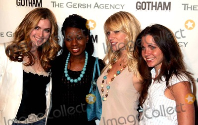 ALLI ZWEBEN Photo - Gersh Agency and Gotham Magazine Celebrate New York Upfronts Bed New York City 5-17-2005 Photo Rick Mackler - Rangefinders - Globe Photos Inc 2005 Power Girls Ally Zweben Millie Monyo Kelly Brady and Rachel Krup