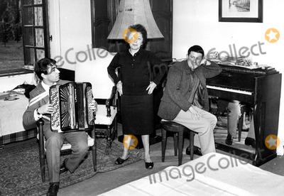 Edith Piaf Photo - Edith Piaf 1971 Photo by Vassal CammaGlobe Photos Inc