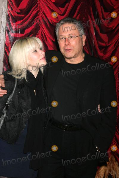Alan Menken Photo - Opening Night of Gypsy St James Theater 03-27-2008 Photos by Rick Mackler Rangefinder-Globe Photos Inc2008 Alan Menken and Daughter