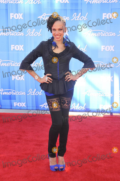 Naima Adedapo Photo - Naima Adedapo attending the American Idol Season 11 Grand Finale Show - Arrivals Held at the Nokia Theatre in Los Angeles California on May 23 2012 Photo by D Long- Globe Photos Inc