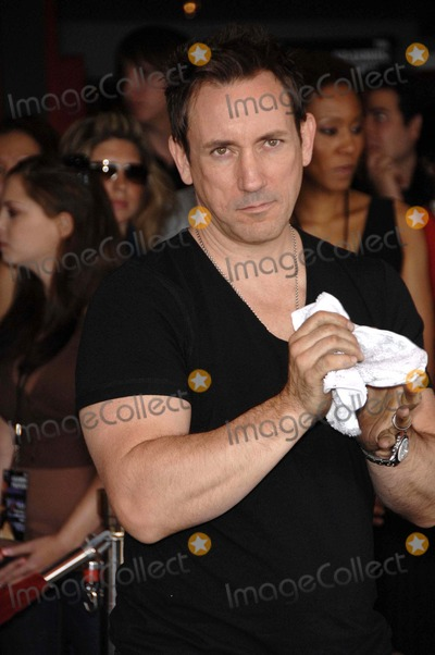 Jimmy Chamberlin Photo - Jimmy Chamberlin During the Induction Ceremony For the Smashing Pumpkins Into Hollywoods Rockwalk on April 23 2008 in Los Angeles Photo by Michael Germana-Globe Photos