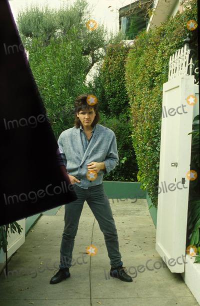 Michael Damien Photo - Michael Damien Photo Bybob VillardGlobe Photos Inc 1985 Michaeldamienretro