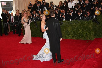 Aerin Lauder Photo - The Costume Institute Gala at the Metropolitan Museum of Art Celebrating the Opening of Charles Jamesbeyond Fashion May 5 2015 Photos by Sonia Moskowitz Globe Photos Inc 2014 Aerin Lauder