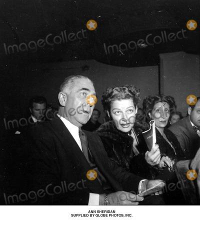 Ann Sheridan Photo - Ann Sheridan Supplied by Globe Photos Inc