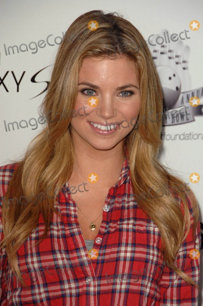 Amber Lancaster Photo - Amber Lancaster attending Matt Leinarts Fourth Annual Bowling with the Stars Held at the Lucky Strike Lanes in Hollywood California on July 15 2010 Photo by D Long- Globe Photos Inc 2010