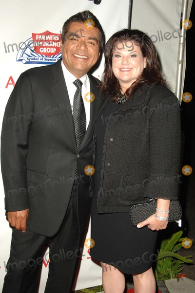 Ann Lopez Photo - George Lopez Anne Lopez attending the Padres Contra El Cancer 25th Anniversary Gala Held at the Hollywood Palladium in Hollywood California on September 23 2010 Photo by D Long- Globe Photos Inc 2010