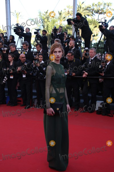Agathe Bonitzer Photo - Actress Agathe Bonitzer attends the Premiere of the Immigrant During the the 66th Cannes International Film Festival at Palais Des Festivals in Cannes France on 24 May 2013 Photo Alec Michael