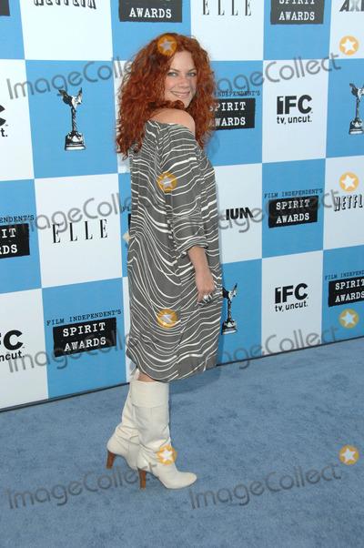 Nikki Costa Photo - 22nd Film Independent Spirit Awards at Santa Monica Beachsanta Monica CA 2-24-07 Photo David Longendyke-Globe Photos Inc2007 Image Nikki Costa