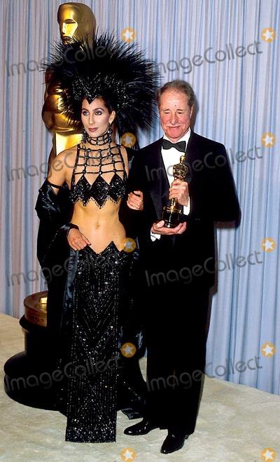 Don Ameche Photo - Academy Awards Oscars 1986 James ColburnipolGlobe Photos Inc Cher Don Ameche