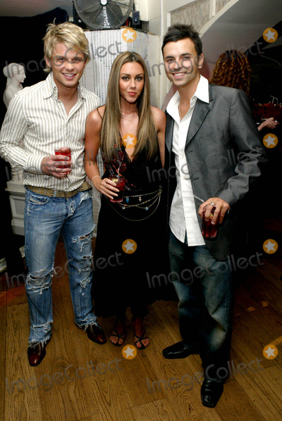 Andy Scott-Lee Photo - Jeff Brazier Michelle Heaton and Andy Scott Lee Challenge Tv Celebrity Poker Club- London Uk Ellis Obrien-globelinkukcom-Globe Photos Inc 05-20-2005 001288 K42876 Exclusive