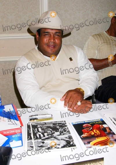 Anthony Davis Photo - - Hollywood Collectors and Celebrity Show - Beverly Garland Hotel North Hollywood CA - 06282003 - Photo by Ed Geller  Egi  Globe Photos Inc 2003 - Anthony Davis