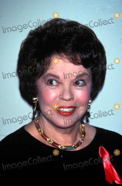 Shirley Temple Black Photo - Dw Griffith Awards 02221993 Photo by John BarrettGlobe Photos