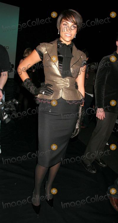 Paula Miranda Photo - Mercedes-benz Spring 2007 Los Angeles Fashion Week-louis Verdad-frontrow  Runway Smashbox Studios Culver City CA 10-15-2006 Paula Miranda Photo Clinton H Wallace-photomundo-Globe Photos Inc