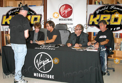Chris Carter Photo - Mayor of Sunset Strip Dvd Release at the Virgin Megastore West Hollywood CA (081704) Photo by Clinton HwallaceipolGlobe Photos Inc2004 Rodney Bingenheimer Chris Carter George Hickenlooper and Ronald Vaughn