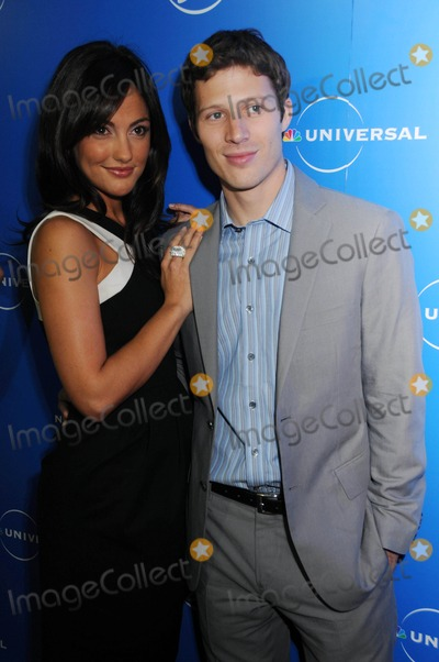 Minka Photo - the NBC Universal Experience Rockefeller Center New York City 05-12-2008 Photo by Ken Babolcsay-ipol-Globe Photos Inc 2008 Minka Kelly and Zach Gilford