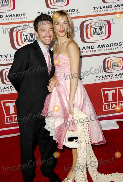 Andrea Elmer Photo - SANTA MONICA CA MARCH 19 2006 (SSI) - -Actor David Faustino and his wife Andrea Elmer pose for photographers during the 2006 TV LAND AWARDS held at the Barker Hanger on March 19 2006 in Santa Monica California Michael Germana  Super Star ImagesPHOTO BY MICHAEL GERMANA-GLOBE PHOTOSINCK47283MG