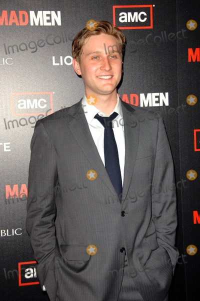 Aaron Staton Photo - Aaron Staton attending the Premiere Screening For Fourth Season of the Award Winning Series Mad Men Held at the Manns 6 Theatre in Hollywood California on July 20 2010 Photo by D Long- Globe Photos Inc 2010