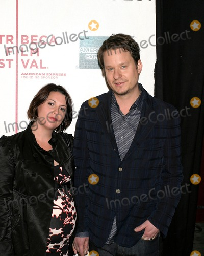 AARON WOODLEY Photo - 26 April 2008 - New York NY USA - Aaron Woodley (Director) and wife attends world premiere presentation of film TENNESSEE at 7th Annual Tribeca Film Festival  Screening took place at Tribeca Performing Arts Center(BMCC)  Photo Credit  Anthony G MooreGlobe PhotosK57890AGM