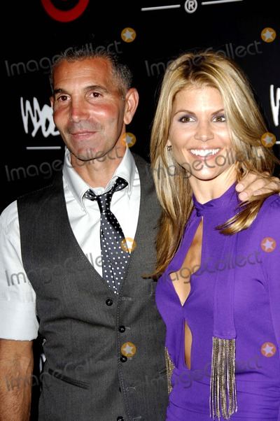 Lori Loughlin Mossimo Giannulli Photo The Target Fashion Week Bash Held At