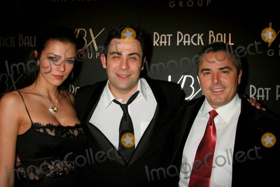 Adrienne Curry Photo - the First Annual Rat Pack Ball West Sunset Blvd Hollywood CA 12-12-2006 Phil Viardo with Adrienne Curry and Christopher Knight Photo Clinton H Wallace-photomundo-Globe Photos Inc