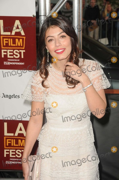 Alessandra Mastronardi Photo - Alessandra Mastronardi attending the Los Angeles Film Festival Premiere of to Rome with Love Held at the Regal Cinemas in Los Angeles California on June 142012 Photo by D Long- Globe Photos Inc