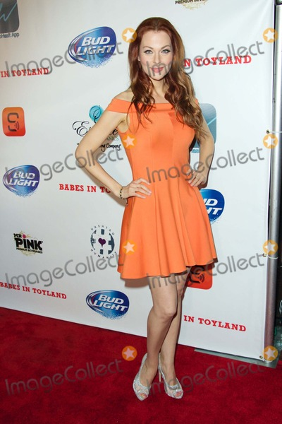 Anna Easteden Photo - Anna Easteden attends 7th Annual Babes in Toyland Charity Toy Drive on December 4th 2014 at the W Hotel Los Angeles California USA Photo TleopoldGlobephotos
