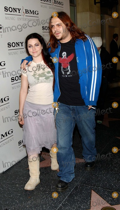 Amy Lee Photo - Sony Bmg Music Entertainment Grammy Party at the Hollywood Roosevelt Hotel Hollywood CA 02-13-2005 Photo by Fitzroy BarrettGlobe Photos Inc 2005 Amy Lee and Date