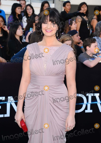 Amy Newbold Photo - Amy Newbold attending the Los Angeles Premiere of Divergent Held at the Regency Bruin Theatre in Westwood California on March182014 Photo by D Long- Globe Photos Inc