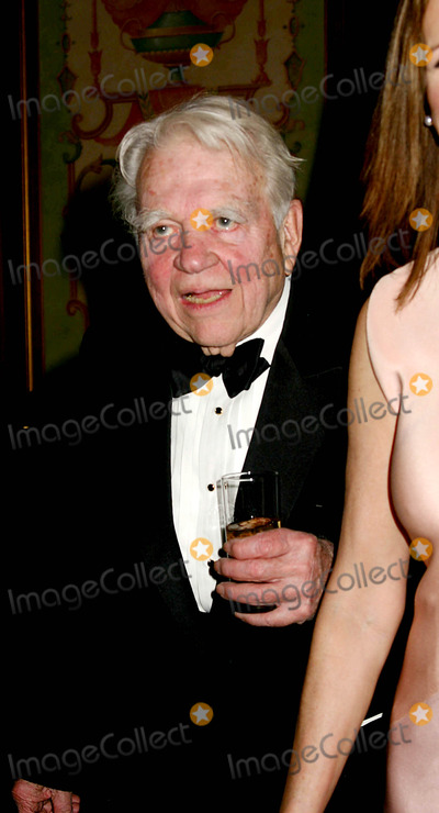 Andy Rooney Photo - the 57th Annual Wga Awards the Pierre Hotel New York City 02-19-2005 Photo Mitchell Levy-rangefinders-Globe Photos Inc 2005 Andy Rooney