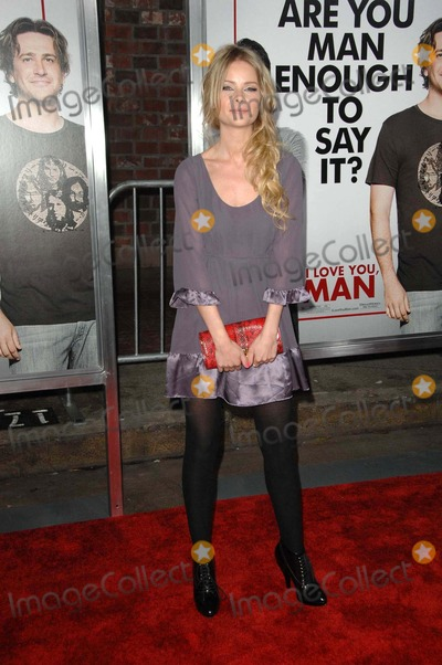 Anita Briem Photo - The Los Angeles Premiere of I Love You Man Held at the Manns Village Theater in Westwood California on March 17 2009 Photo David Longendyke-Globe Photos Inc 2009 Image Anita Briem