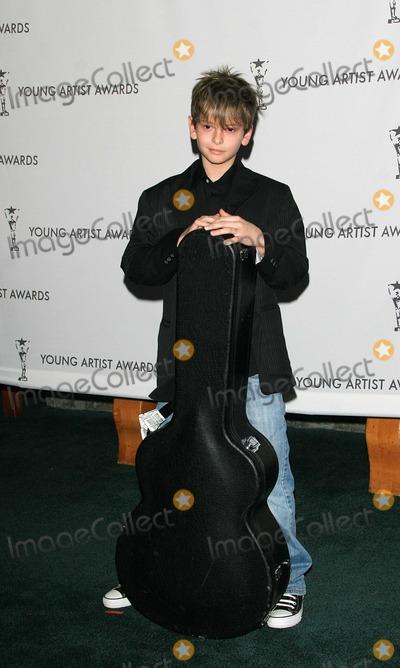 Austin Taylor Photo - Grant Austin Taylor - 28th Young Artist Awards - Studio City California - 03-09-2007 - Photo by Nina PrommerGlobe Photos Inc 2007