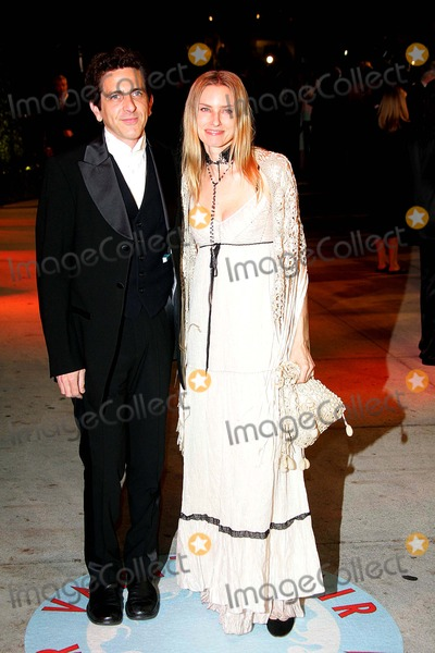 Aimee Mann Photo - Michael Penn Aimee Mann Vanity Fair Oscar Party Mortons West Hollywood CA March 5 Photo by Alec Michael a Michael  Globe Photos Inc 2006