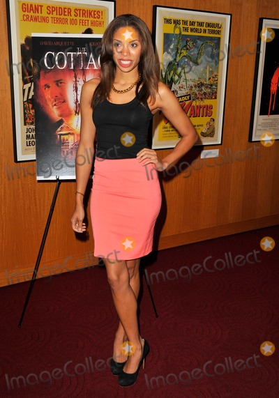 Ciera Payton Photo - Ciera Payton attending the Los Angeles Premiere of the Cottage Held at the Academy of Motion Picture Arts and Science in Beverly Hills California Photo by D Long- Globe Photos Inc