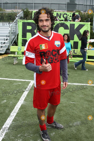 Alfonso Herrera Photo - Alfonso Herrera Aka Poncho Actor Rock N Gol Mtv Tr3s Kicks Off the World Cup Tv Special Carson Los Angeles 03-31-2010 Photo by Graham Whitby Boot-allstar-Globe Phtos Inc 2010