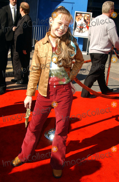 Brie Larson Photo - Big Fat Liar - Premiere Universal Studios Hollywood CA February 2 2002 Photo by Amy GravesGlobe Photos Inc2002 (D) Brie Larson