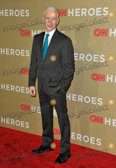 Anderson Cooper Photo - Anderson Cooper attending the Cnn Heroes All Star Tribute Held at the Shrine Auditorium in Los Angeles California on December 2 2012 Photo by D Long- Globe Photos Inc