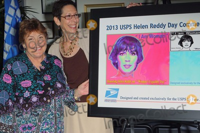 Abbe Land Photo - Helen Reddy Mayor Abbe Land the Unveiling of a New United States Postage Stamp Featuring Helen Reddy on 19th August 2013 at West Hollywood City Hallwest Hollywood Causaphoto TleopoldGlobephotos