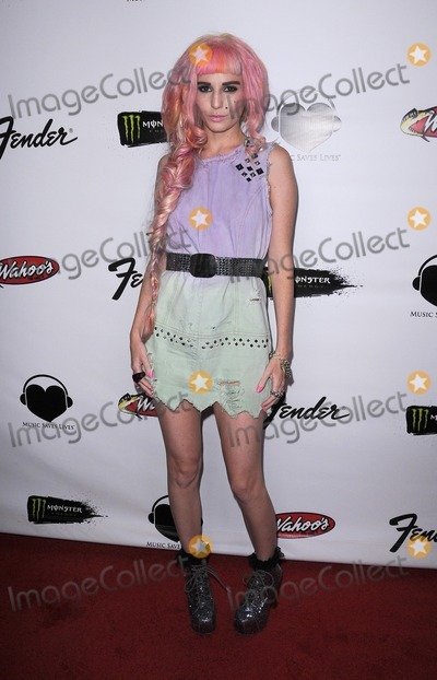 Audrey Kitching Photo - Music Saves Lives 2011 Awareness Campaign kick-off Party at Next Door Lounge in Hollywood CA 2011  51111  photo by Scott kirkland-globe Photos  2011audrey Kitching