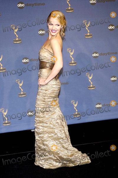 Alexa Havins Photo - 33rd Annual Daytime Emmy Awards Kodak Theatre Hollywood California 04-28-2006 Photo Hakim  Globe Photos Inc 2006 Alexa Havins