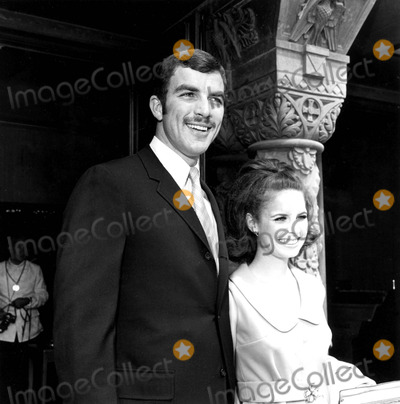 Photos and Pictures   Tom Selleck and Elizabeth Bauer Attend