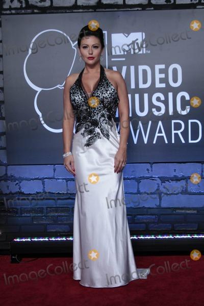 J-Woww Photo - The Mtv Video Music Awards Barclays Center Brooklyn NY August 25 2013 Photos by Sonia Moskowitz Globe Photos Inc J Woww