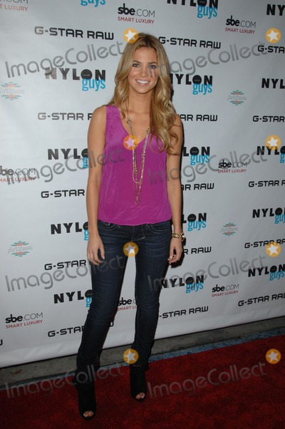 Amber Lancaster Photo - Amber Lancaster attends the Nylon November Issue Launch Party Held at Xiv in Hollywood California on November 4 2009 Photo by D Long- Globe Photos Inc