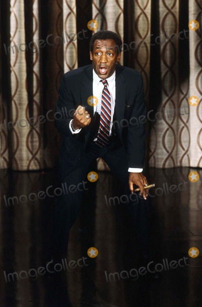 Johnny Carson Photo - Bill Cosby on Johnny Carson Show 1982 12350 Photo by Allan S Adler-ipol-Globe Photos Inc